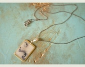 Man Ray: Crying Eyes Necklace