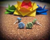 Candy Skellies: Dia de Los Muertos Studs
