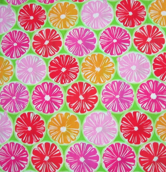 Authentic New Lilly Pulitzer Fabric Juice Stand 12 x 27 inches