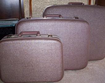 Vintage mcbrine luggage | Etsy