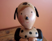 Dalmation Puppy Folk Art Halloween Costume
