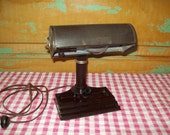 Vintage Desk Lamp.