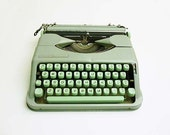 REDUCED Hermes Rocket Portable Typewriter
