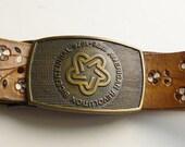1976 Bi-Centennial Buckle and Belt by Lee