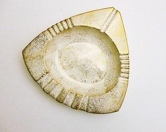Large signed Atomic Mid Century Ceramic
