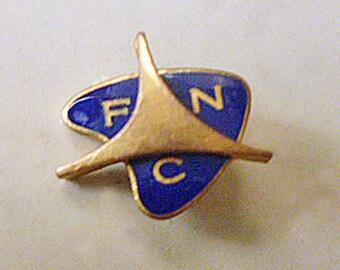 Atomic Lapel Pin