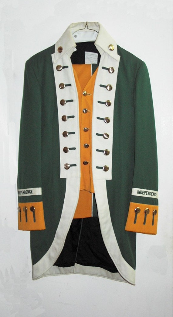 Vintage Uniform from Marching Band
