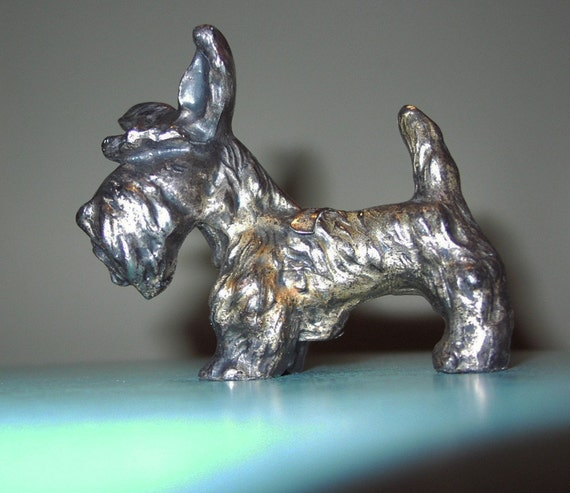 1930's Empire State Building Scotty Dog Souvenir