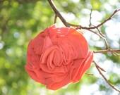 Coral Bloom Pin Summer 11