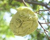 Green  Bloom Pin Summer 11