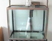 "Steampunk aquarium ""29 gallons under the sea"""