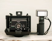 Polaroid Pro Pack Camera with Flash