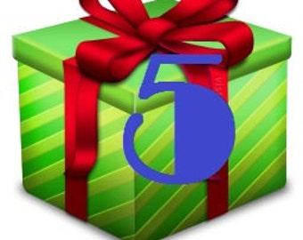 Special 5pcs Gift Set