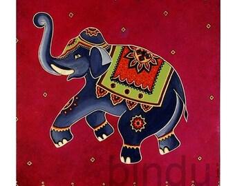 Royal Elephant - PRINT