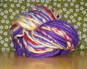 Electric Handspun Yarn