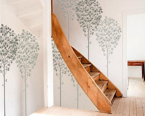 Tree stencils for