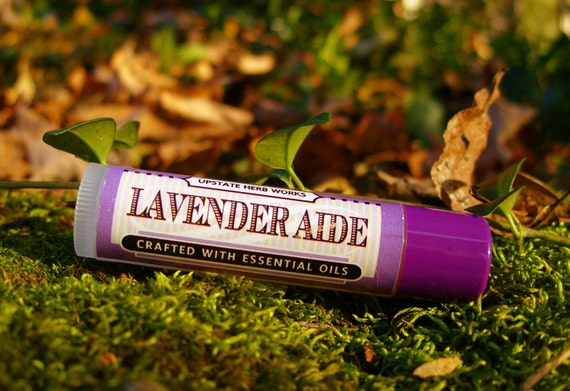 SALE, Lavender Aide, with Meadowfoam Seed Oil, Organic Shea & Fair Trade Cocoa Butters, CO2 Sea Buckthorn and Pomegranate Extracts