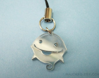 Skies of Arcadia Phone Charm - Fina Cupil Dreamcast