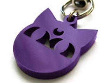 Purple Luna P - Sailor Moon Phone Charm