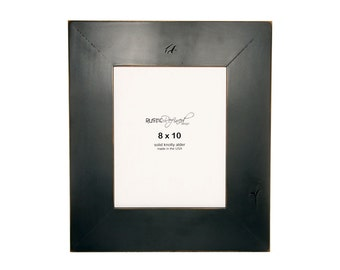 "8x10 Gallery 3"" picture frame - Black"