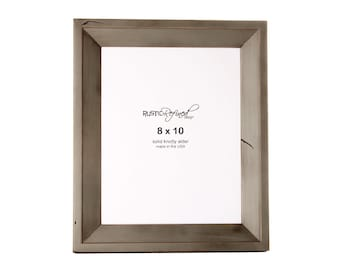 8x10 Haven picture frame - Gray Green