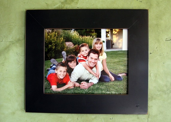 "11x14 Gallery 3"" picture frame - Black"