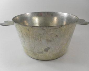 Vintage Cordon Bleu B1A small metal Pan with heart handles