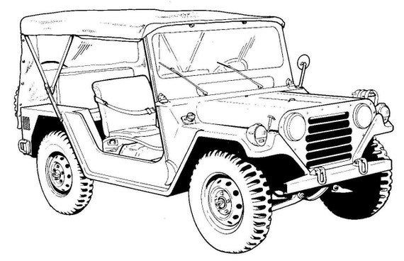 items similar to cd manual m151 m151a2 jeep military u s