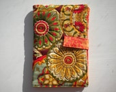 Fabric book style Kindle Cover
