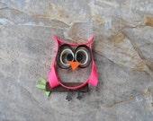THE ORIGINAL Owl Ribbon Sculpture Bow