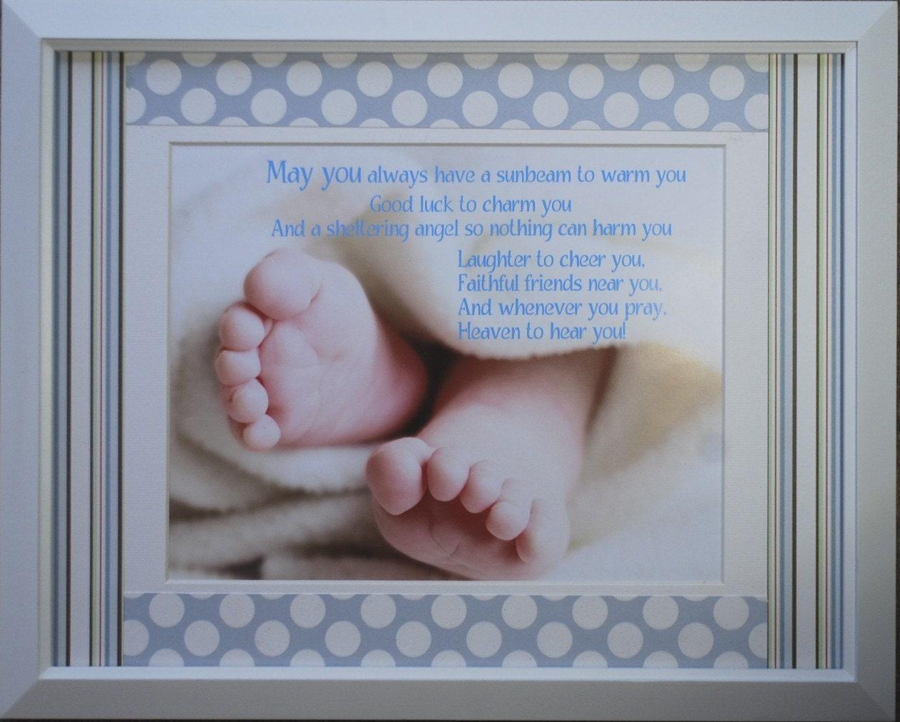 Irish Baby Blessings Quotes. QuotesGram  Irish Baby Blessing
