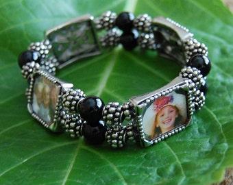 Picture Bracelet (4 Frame)