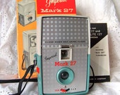Imperial Mark 27 Camera with Original Box and Manual