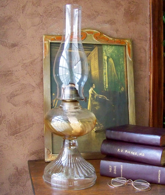 Oil Lamp Eagle Burner