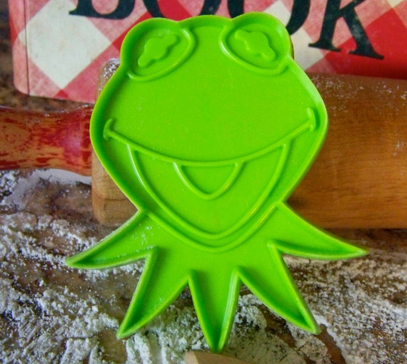 Kermit The Frog Cookie Cutter RESERVED