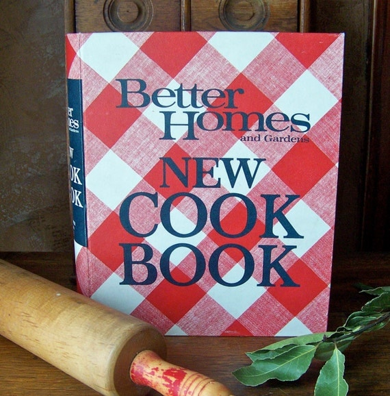 Better homes and gardens cookbook 1968 - Better homes and gardens cookbook 1968 ...