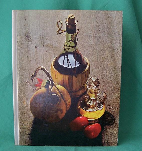 Vintage Italian Cookbook Time Life - 102.3KB