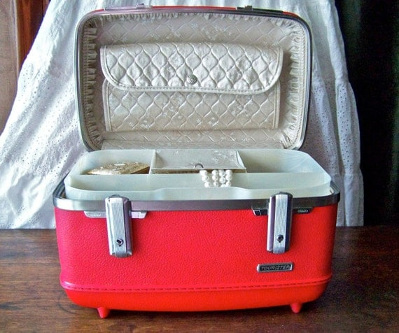 Train Case American Tourister Ready to Travel