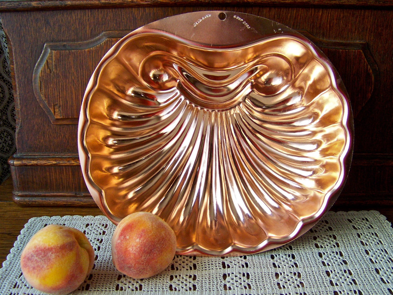 copper jello molds