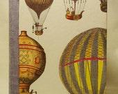 Steam Punk Ballon Book
