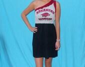 Arkansas Game Day Dress - Razorback Apparel