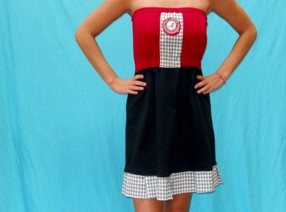 Alabama GameDay Dress - Big Al Tailgate Apparel