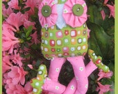 Easter Owl Maddie Jane
