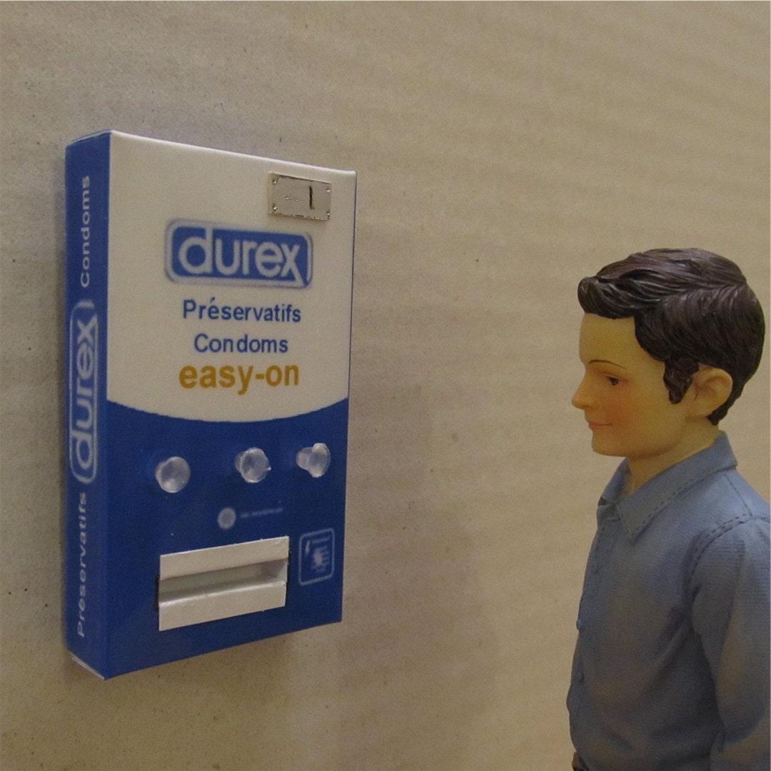 vending machine condoms