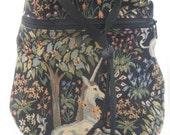 UNICORN vintage backpack 90's tapestry
