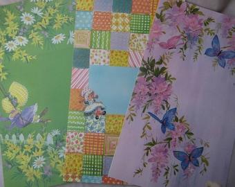 Sunshine Cards Fold-A-Note