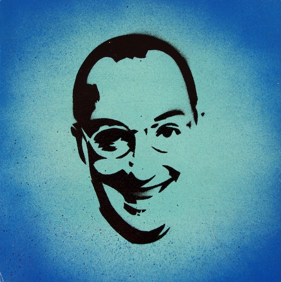 Buster Bluth in Blue Painting