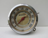 Reserved for Coupe---------------------------------------Vintage Stewart Warner Speedometer NOS Man Cave Mantique