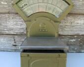 Vintage Postal Scale Triner 5lb Capacity