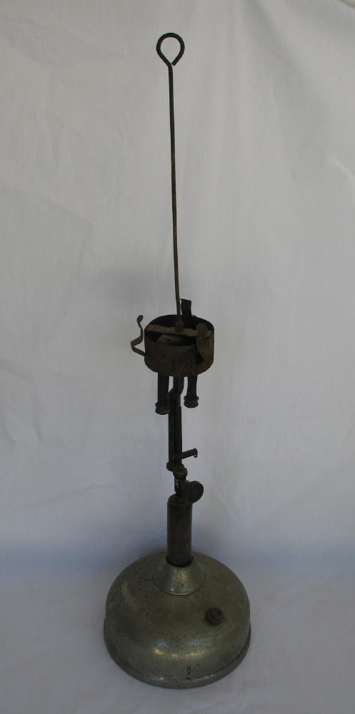 Antique Coleman Quick Lite Gas Lantern